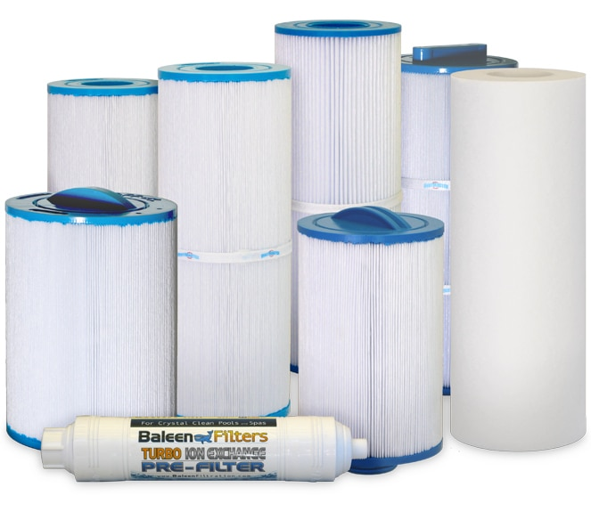 Waters Choice Spa Filters